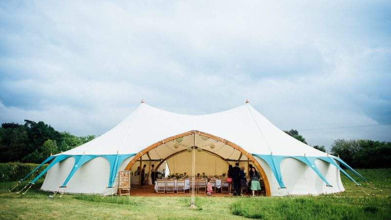 North East Wedding Tent