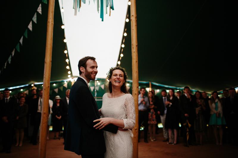 Wedding party, Berber Tent, Scotland