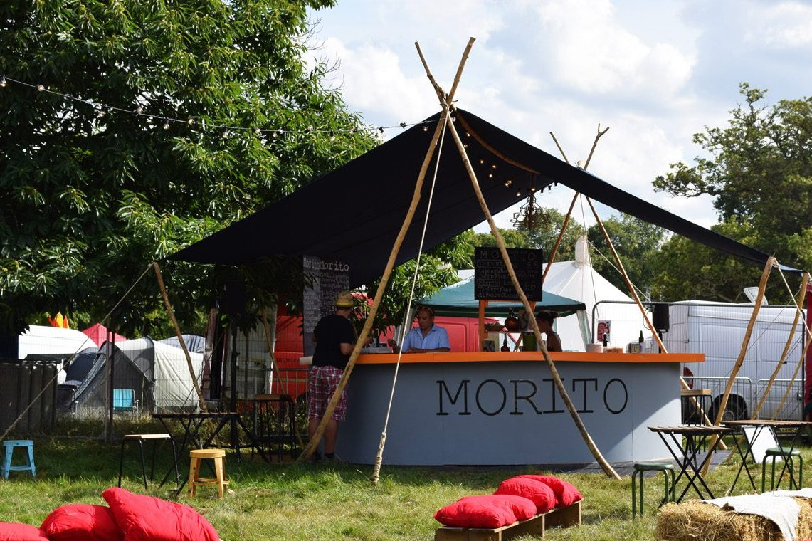 Woodsman's Awning cocktail bar Morito