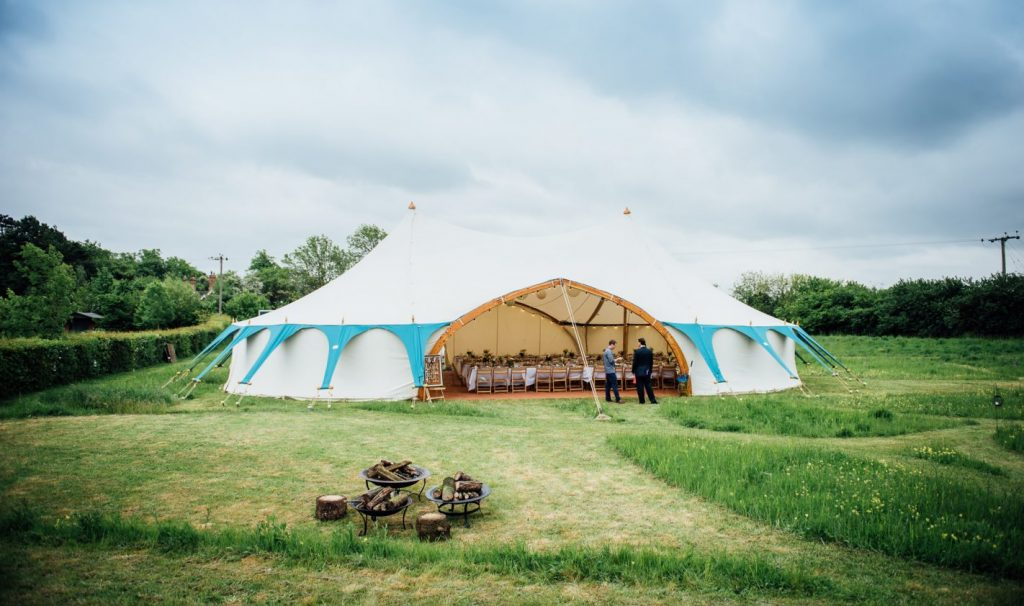 Canvas Wedding Marquee Tent