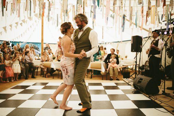 Northumberland Wedding dance